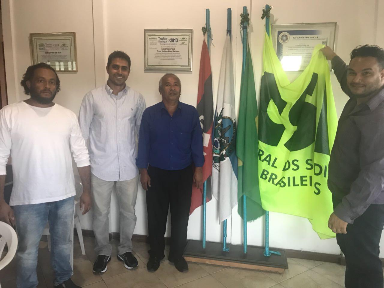 Em Macaé (RJ), Sindicato dos Portuários debate os efeitos da reforma trabalhista