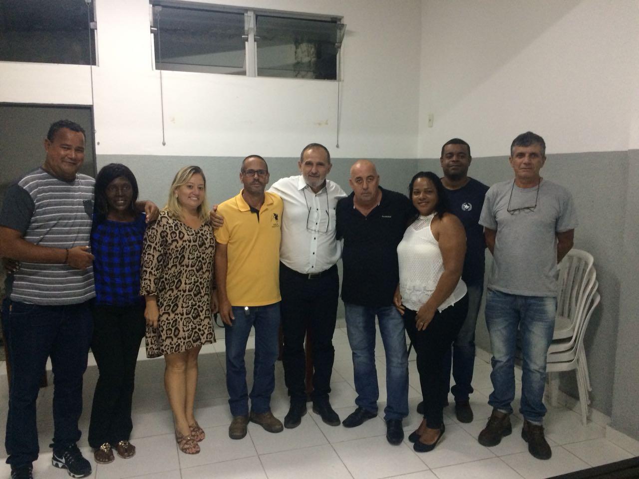 Vice-presidente da CSB Aires Ribeiro quer ver a classe trabalhadora representada no Congresso