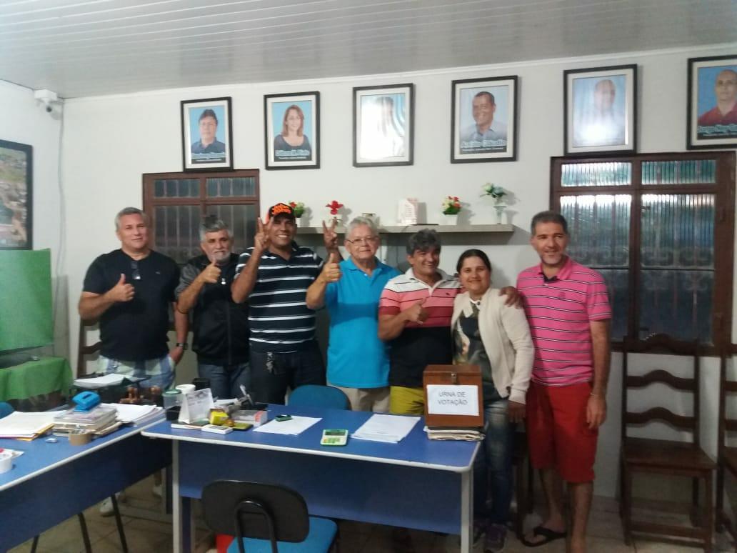 Diretoria reeleita do Sindicato dos Auditores Fiscais toma posse em Rio Branco