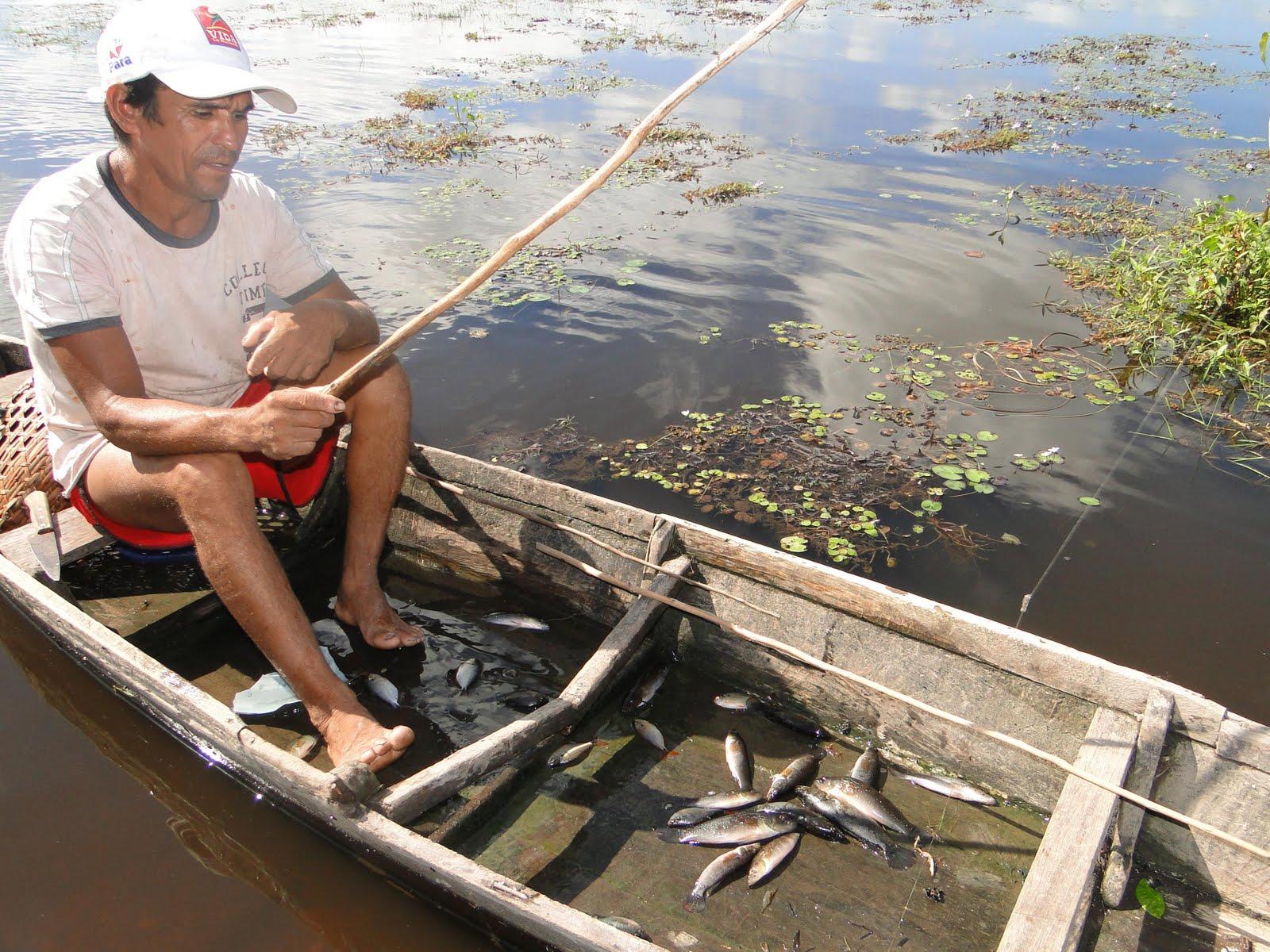 Município de Rio Preto da Eva, no Amazonas, age contra a pesca predatória
