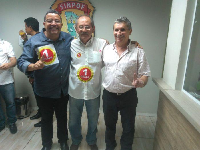 Diretoria do Sindicato dos Policiais Federais do Ceará define a articulação política como prioridade da nova gestão