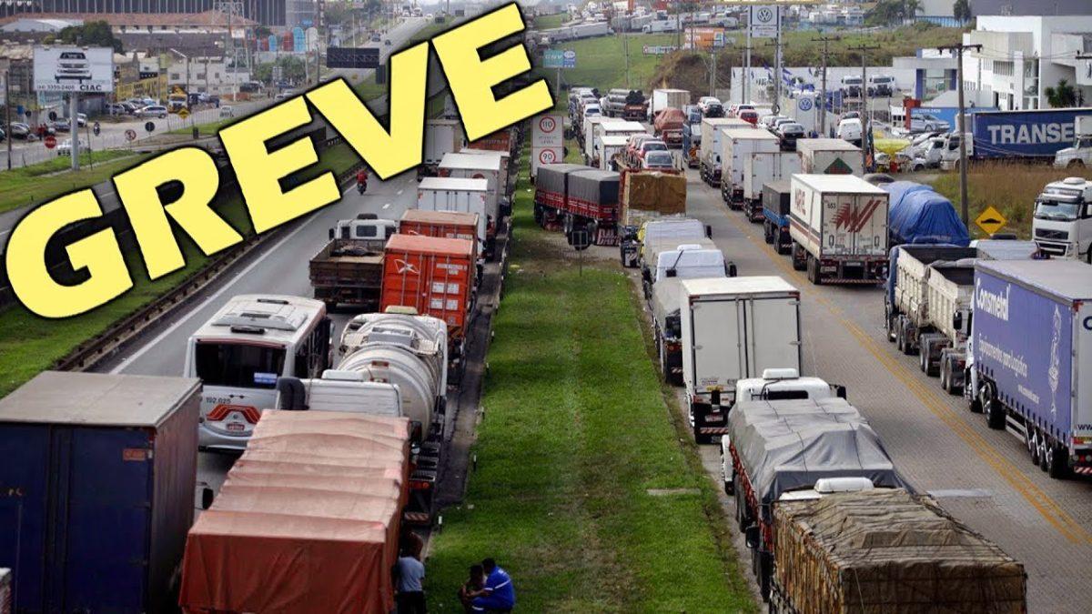 FESERP-MG e CSB Minas apoiam a greve dos caminhoneiros do Brasil