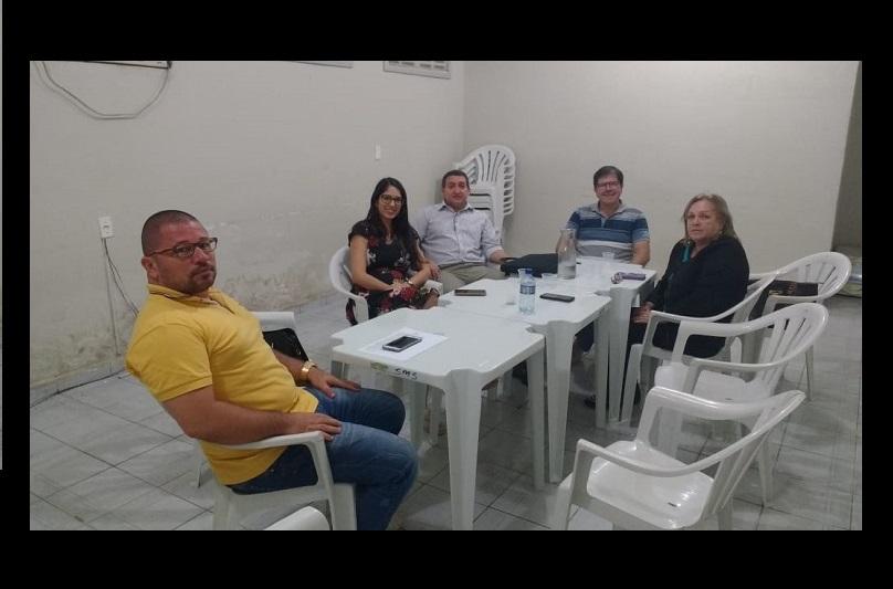 SINDODONTO-PB participa de reunião do CES no município de Solânea