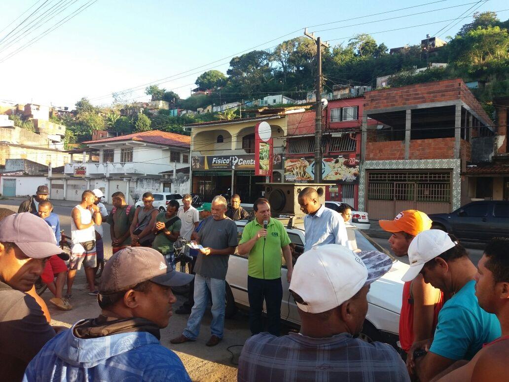 Gestão da diretoria do Sindicato dos Movimentadores de Ilhéus (BA) é irregular e prejudica os trabalhadores