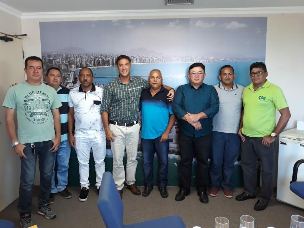 CSB Ceará se reúne com entidades portuárias