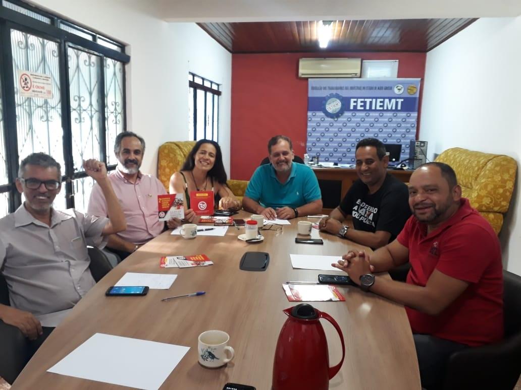 CSB integra Conselho Estadual de Saúde de Mato Grosso