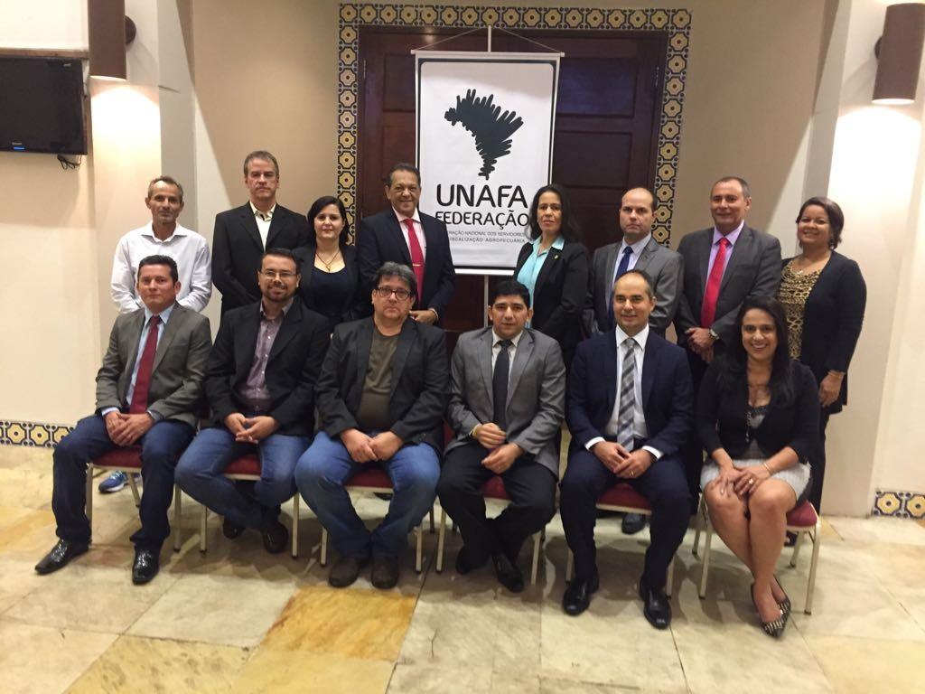 Federação Nacional dos Sindicatos dos Servidores Públicos da Defesa, Fiscalização e Inspeção Agropecuária do Brasil é fundada com apoio da CSB