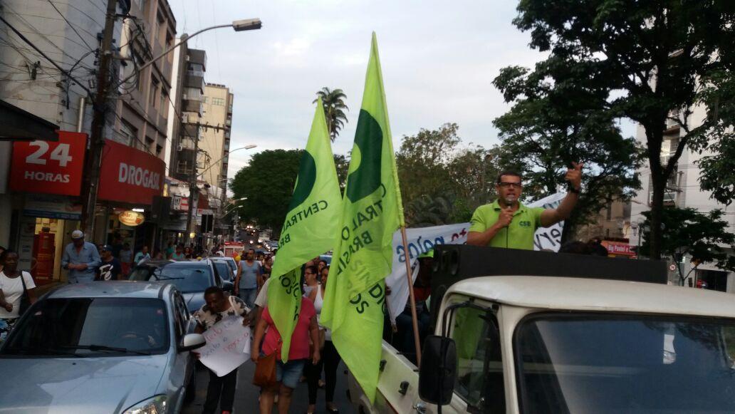Sindicato de Lavras na Justiça pelo retorno do desconto dos dias parados da greve de 2017