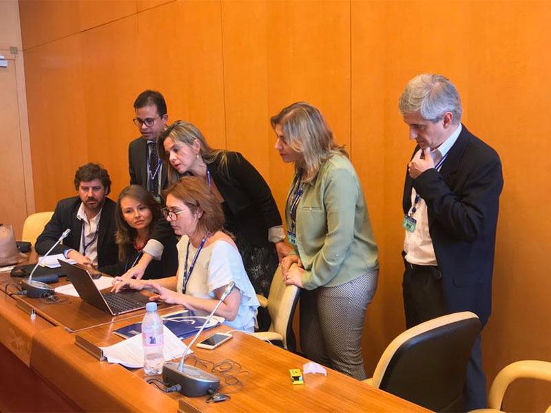 Conferência da OIT – Entidades entregam nota contra declarações do governo brasileiro
