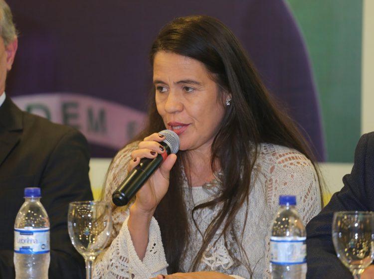Diany Dias deixa sindicalismo para ser pré-candidata à deputada estadual