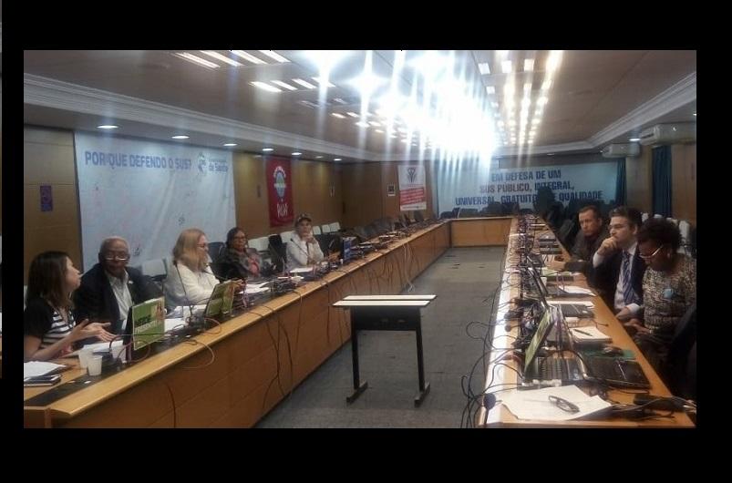 FNO participa de evento do CNS que discute Projeto de Lei que flexibiliza regras para Planos de Saúde