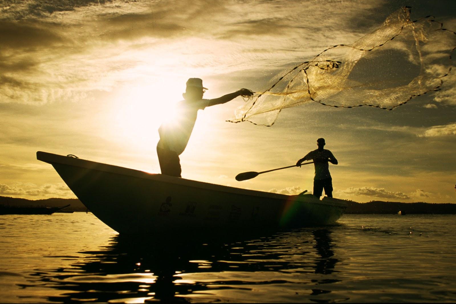O desafio de ser pescador artesanal no Brasil