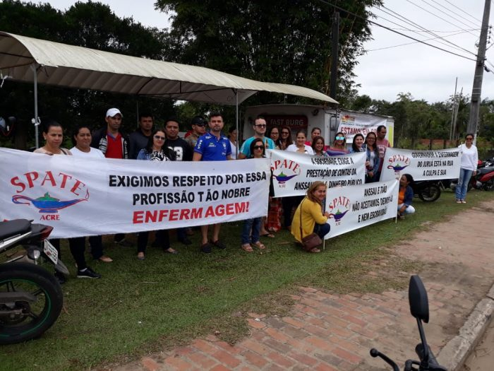 Hospital do Juruá demite mais de 30 e sindicalista chama população contra perseguição