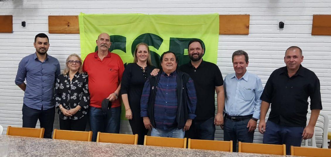 Três sindicatos do interior do Rio Grande do Sul se unem às lutas da CSB no estado