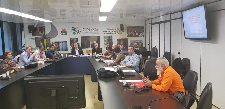 Modelo de capacitação de segurança do trabalho é tema de reunião em Brasília
