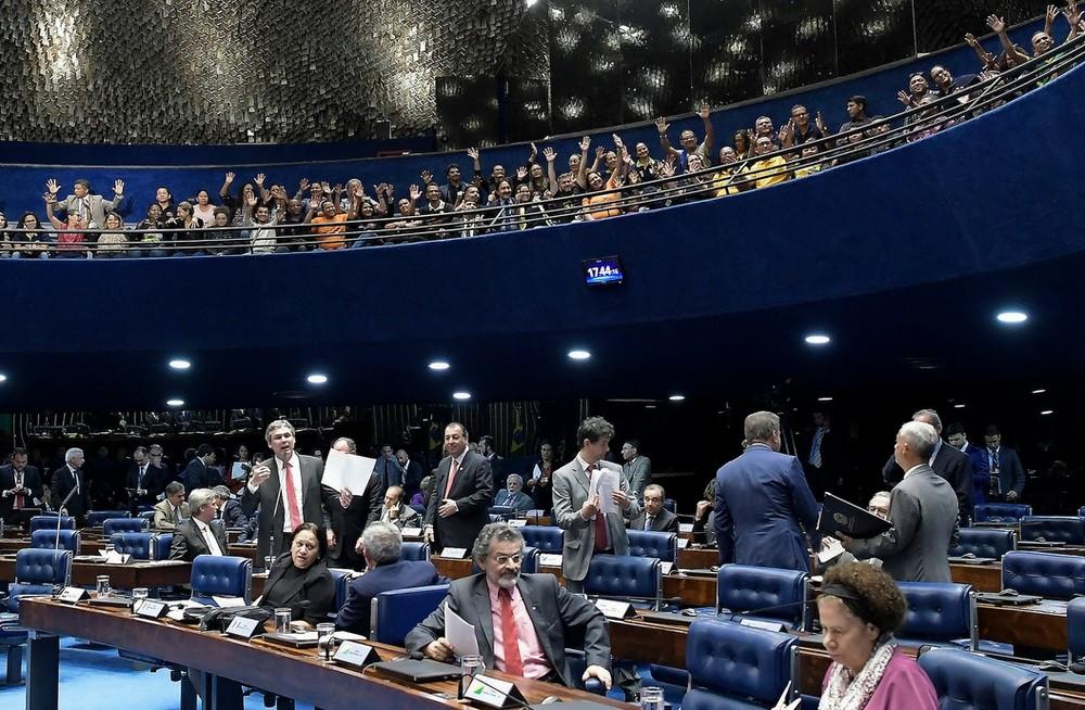 Senado aprova reajuste para agentes de saúde e de endemias