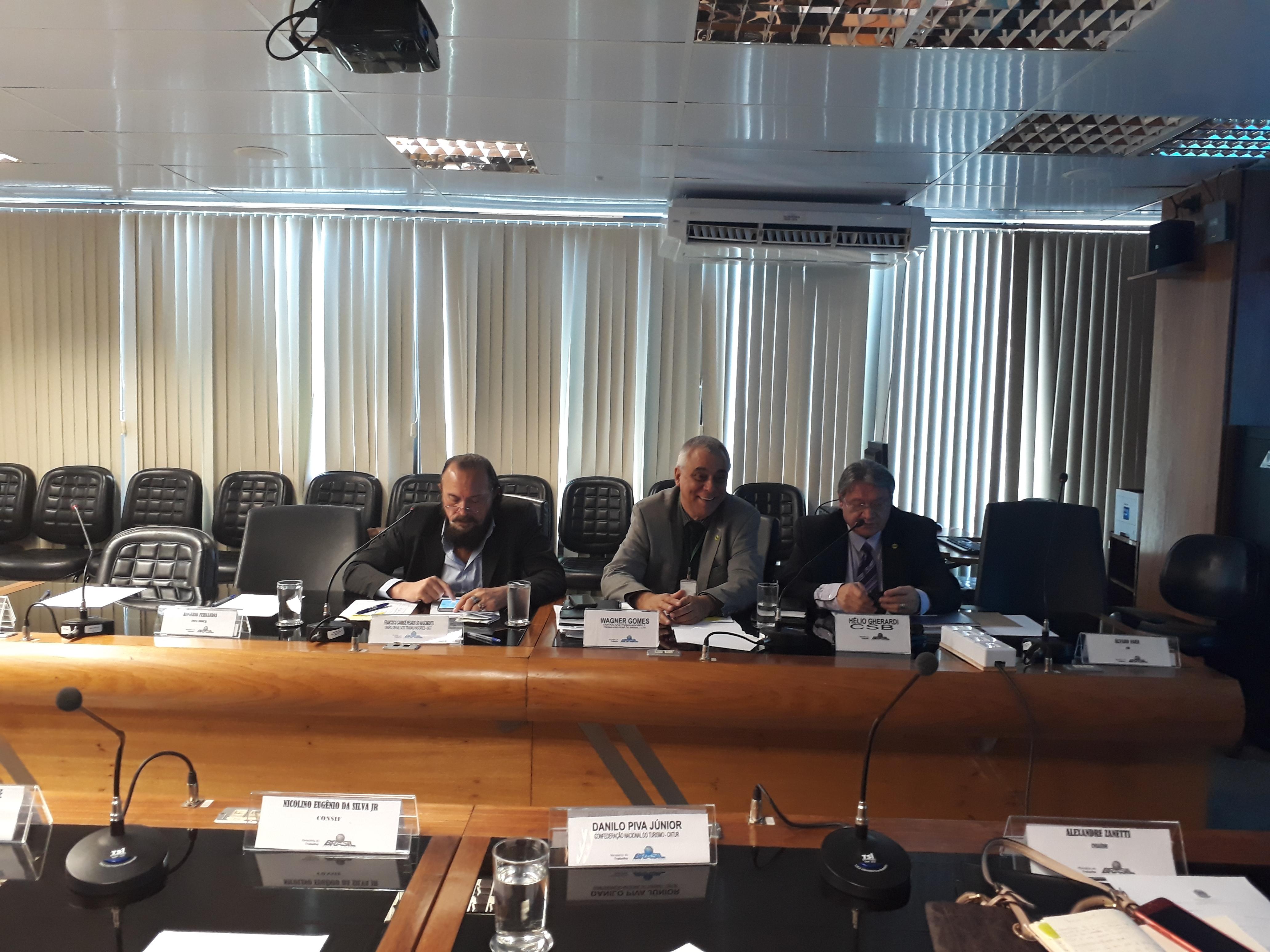 Comitê de Estudos Avançados sobre o Futuro do Trabalho terá seis representantes das centrais sindicais