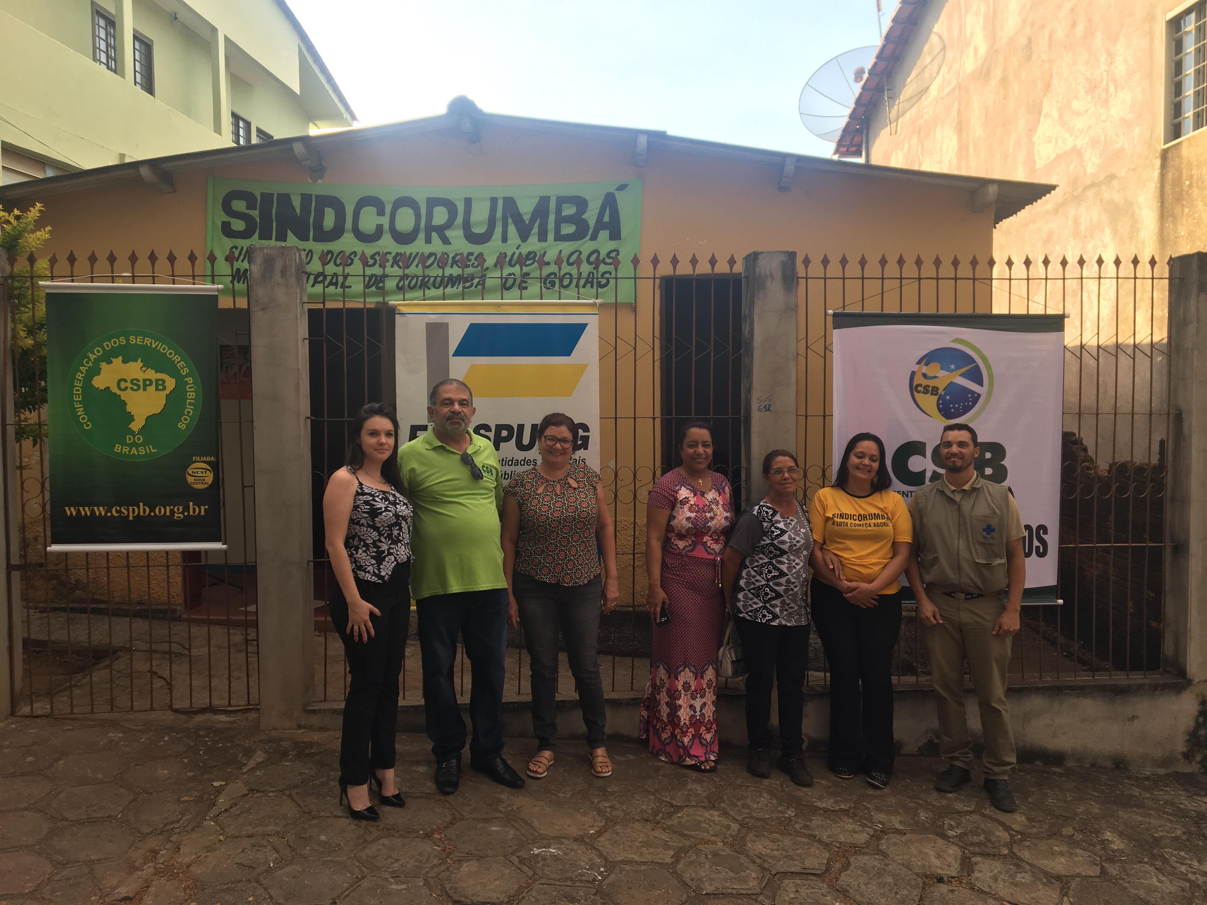 Chapa apoiada pela CSB vence eleições no Sindicorumba