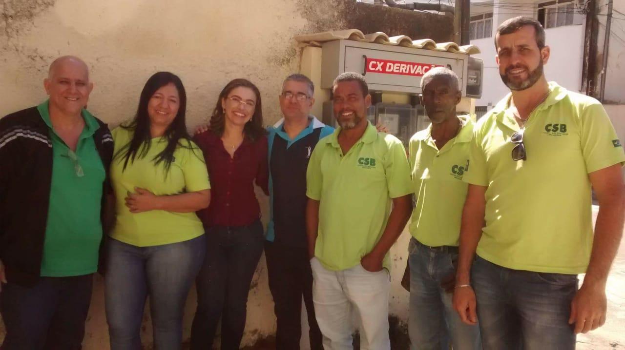 Servidores de Bom Jesus do Norte reelegem diretoria do sindicato apoiada pela CSB