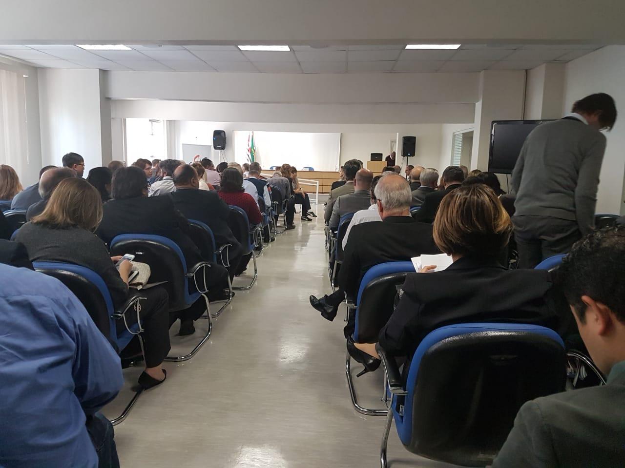 Superintendente do Ministério do Trabalho de São Paulo faz reunião com lideranças sindicais