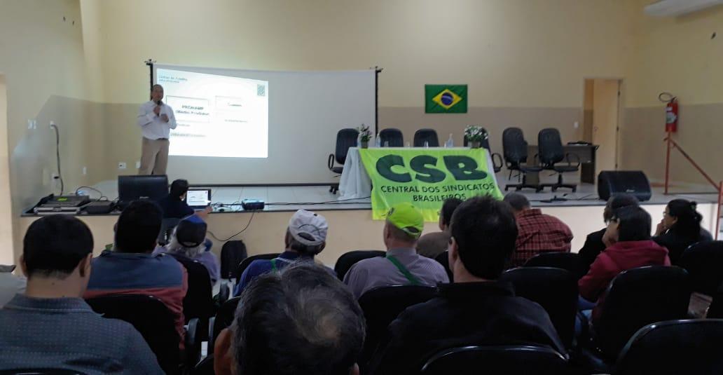 Seminário dos Trabalhadores Rurais discute a realidade da categoria e firma documento de reivindicações