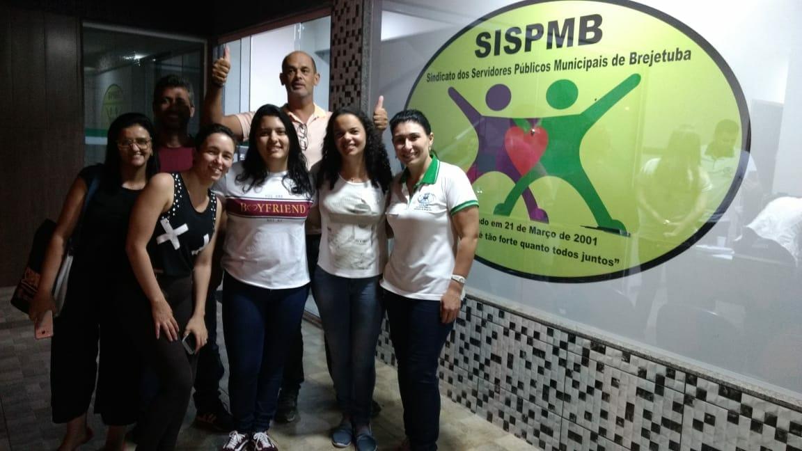 Apoiada pela CSB, Chapa 1 vence eleições no Sindicato dos Servidores Públicos Municipais de Brejetuba