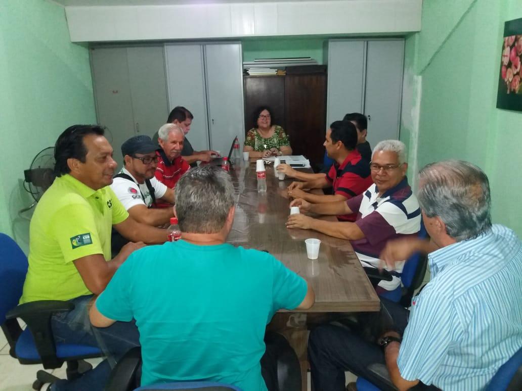 Sindicato dos Jornalistas de Rondônia filia-se à CSB