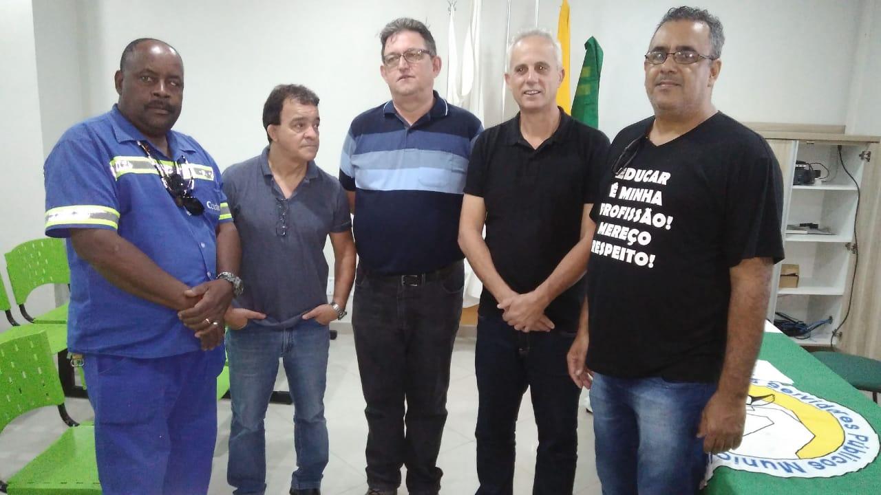 Com ajuda de especialista, sindicatos de Uberaba definem contraproposta para impasse no IPSERV