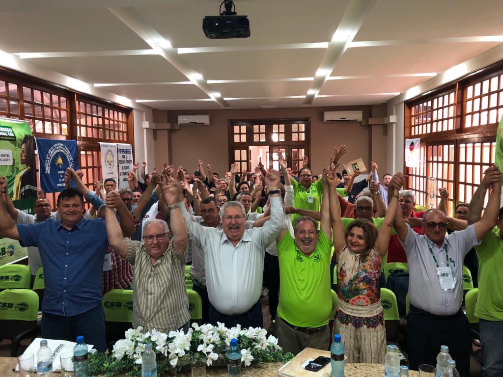 Em congresso extraordinário, CSB elege diretoria da Seccional RS