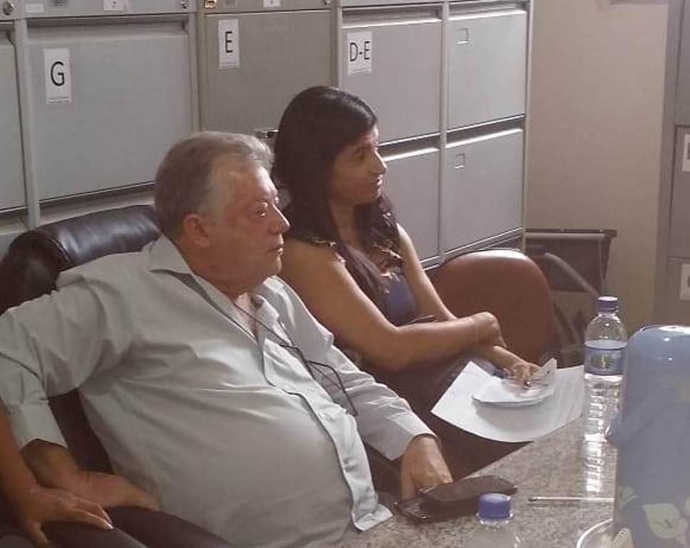 Sindicato de Pirapora presente na reunião sobre possíveis irregularidades nos repasses ao IPSEMP