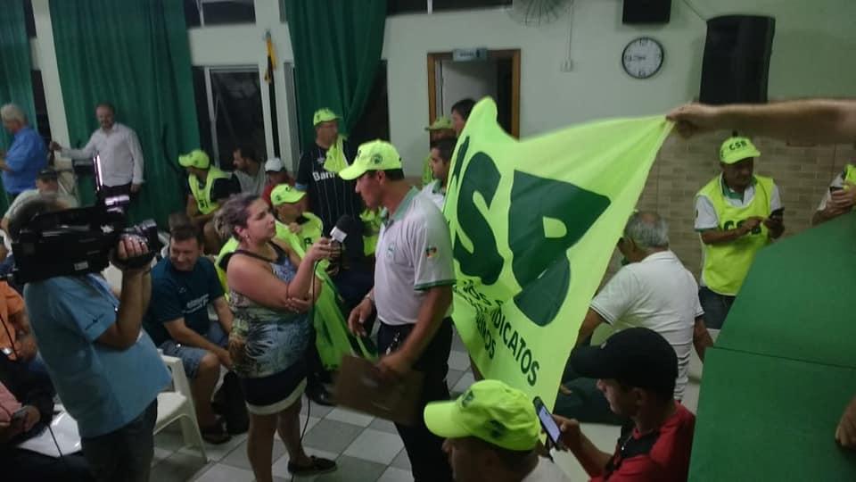 Rodoviários de Pelotas entrem em greve