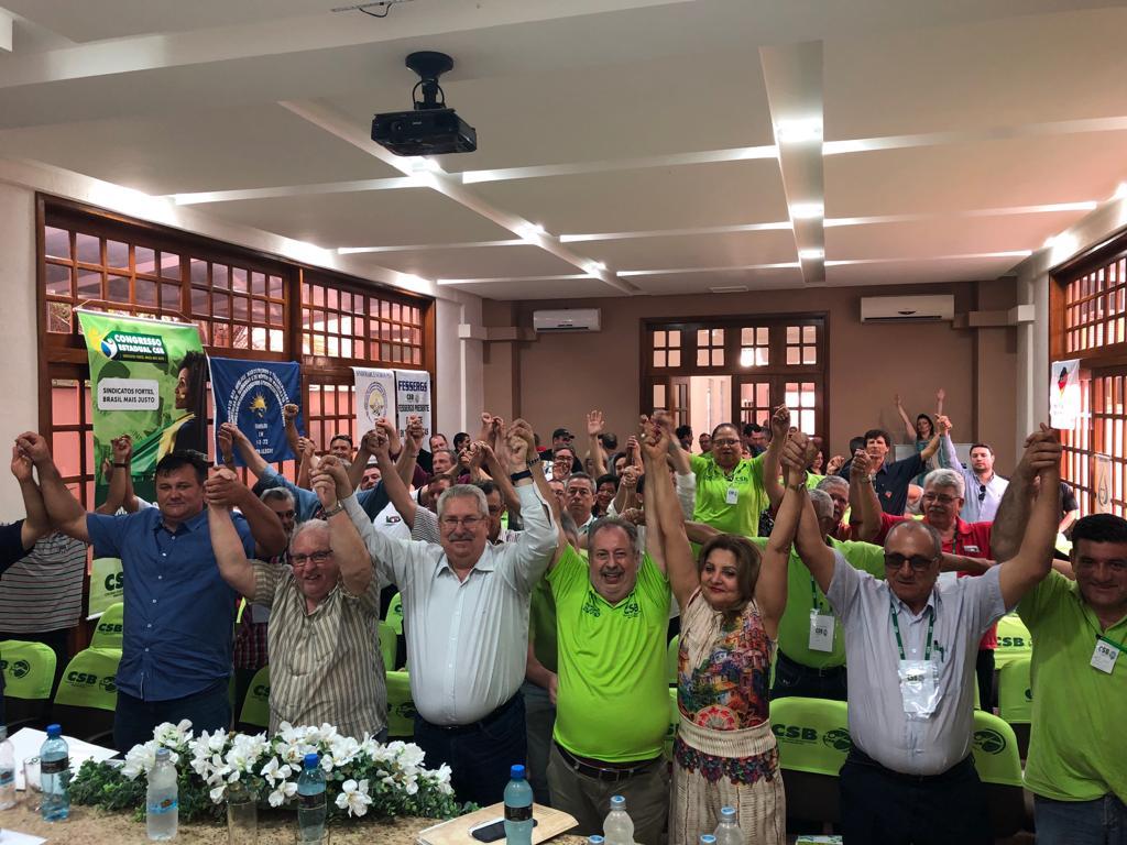 Seccional RS da CSB filia importantes sindicatos gaúchos na resistência pelos direitos