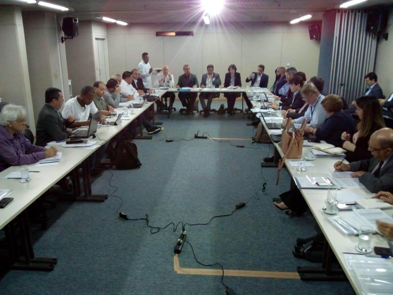 1º Secretário Nacional de Segurança do Trabalho da CSB participa de reunião da CTPP