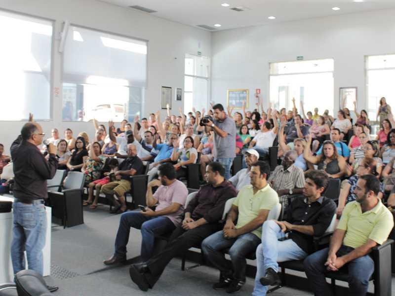 Servidores de São Sebastião do Paraíso entram em greve na segunda-feira, dia 4