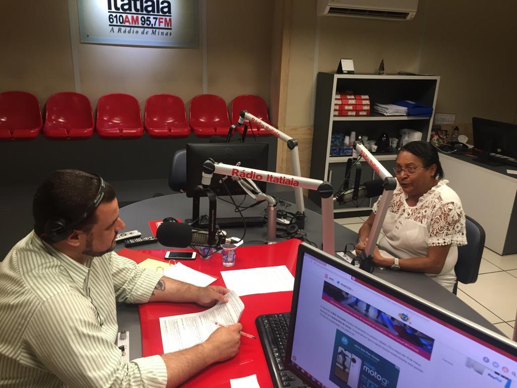Em entrevista, secretária da Mulher da CSB fala da precariedade no Instituto de Previdência dos Servidores de MG