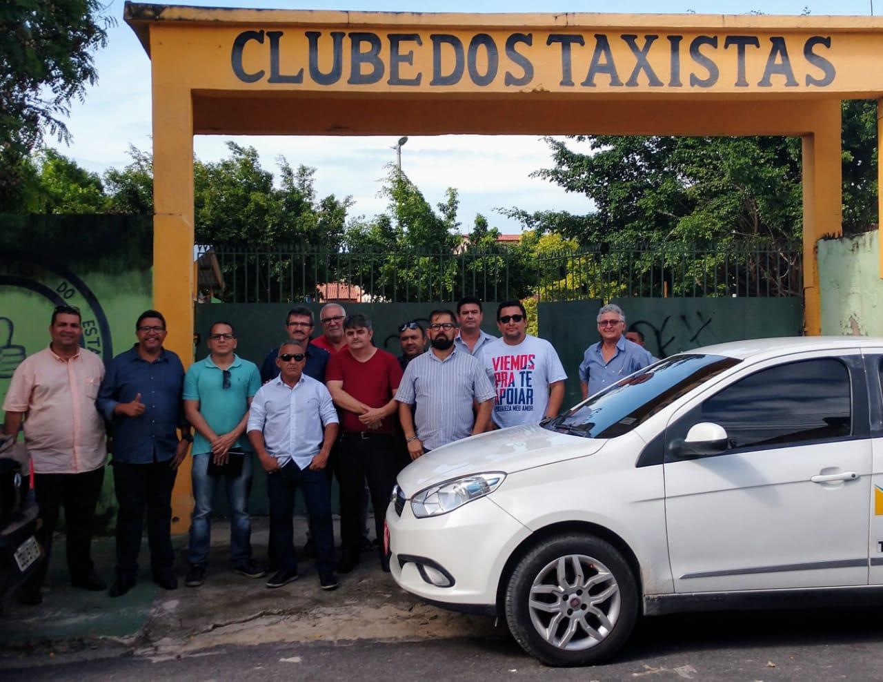 SINDITAXI /CE fecha parceria com prefeitura de Fortaleza