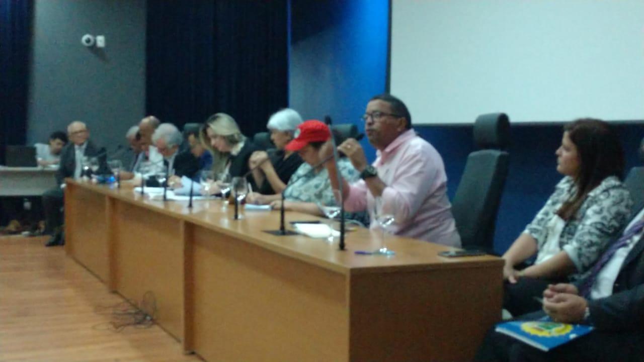 Em audiência na Assembleia Legislativa do Ceará, CSB critica reforma da Previdência