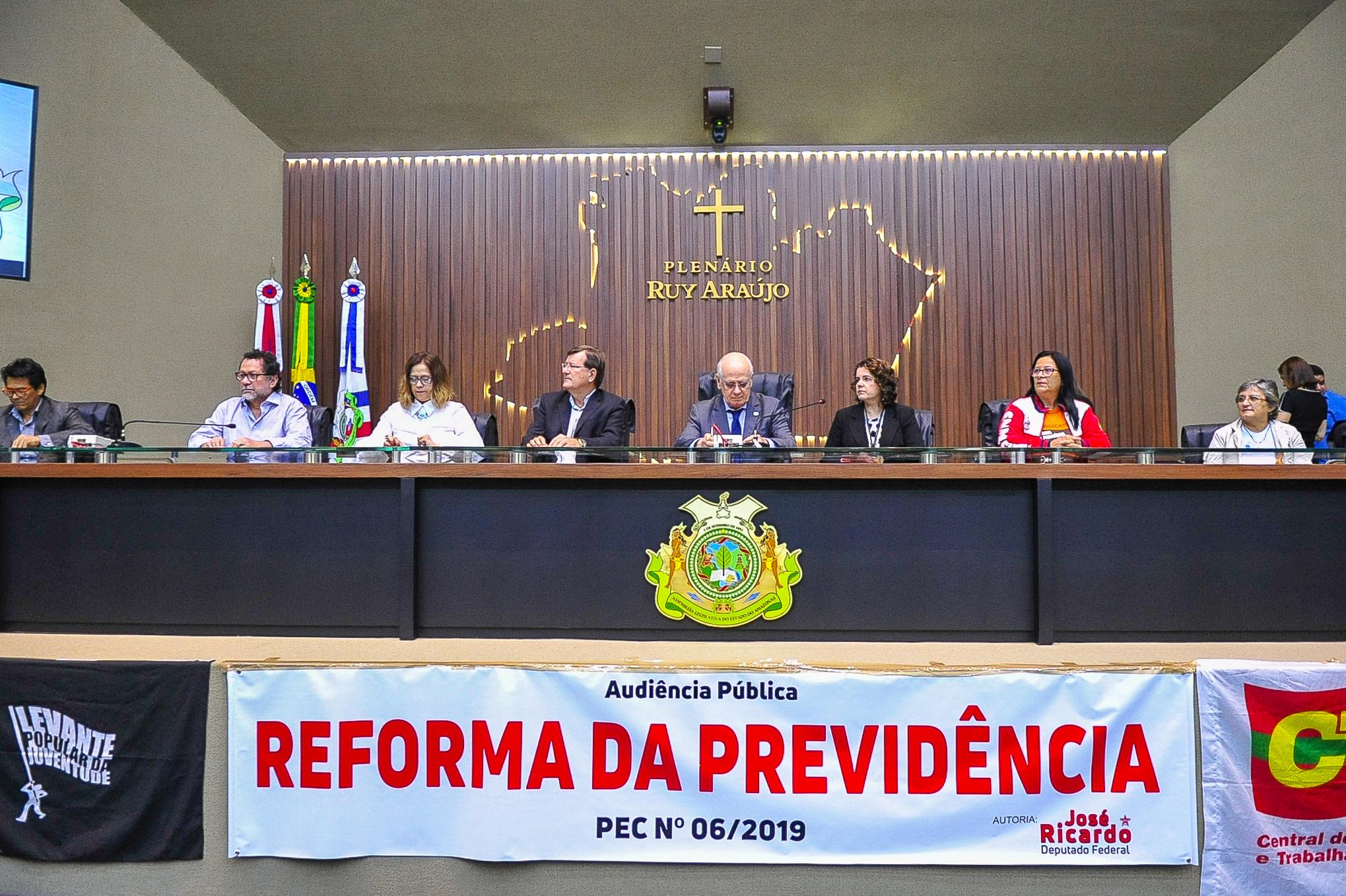 Em Manaus, dirigente da CSB defende a Previdência para o trabalhador rural