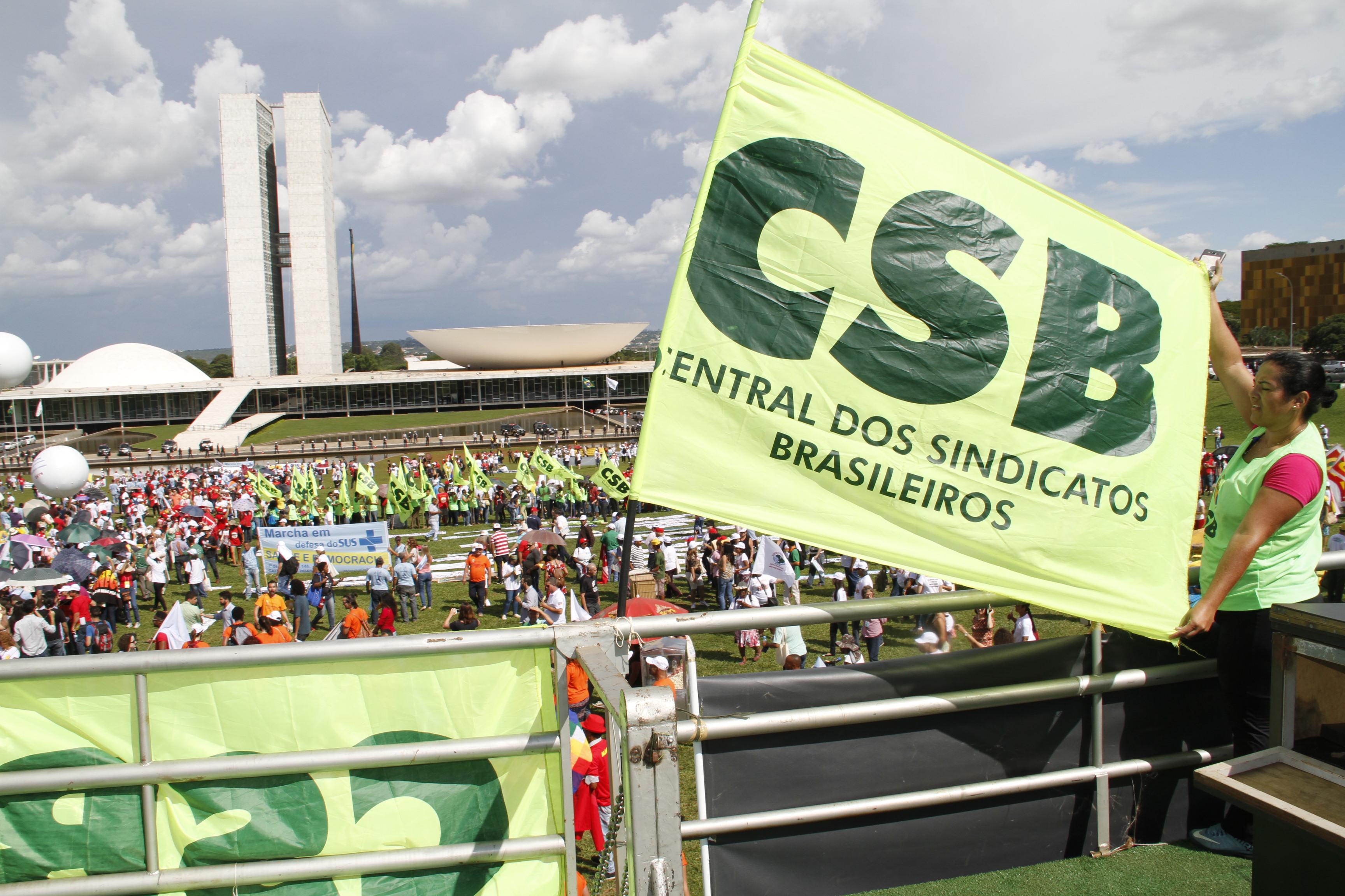 CSB tem agenda intensa em Brasília para discutir Previdência e MP 873