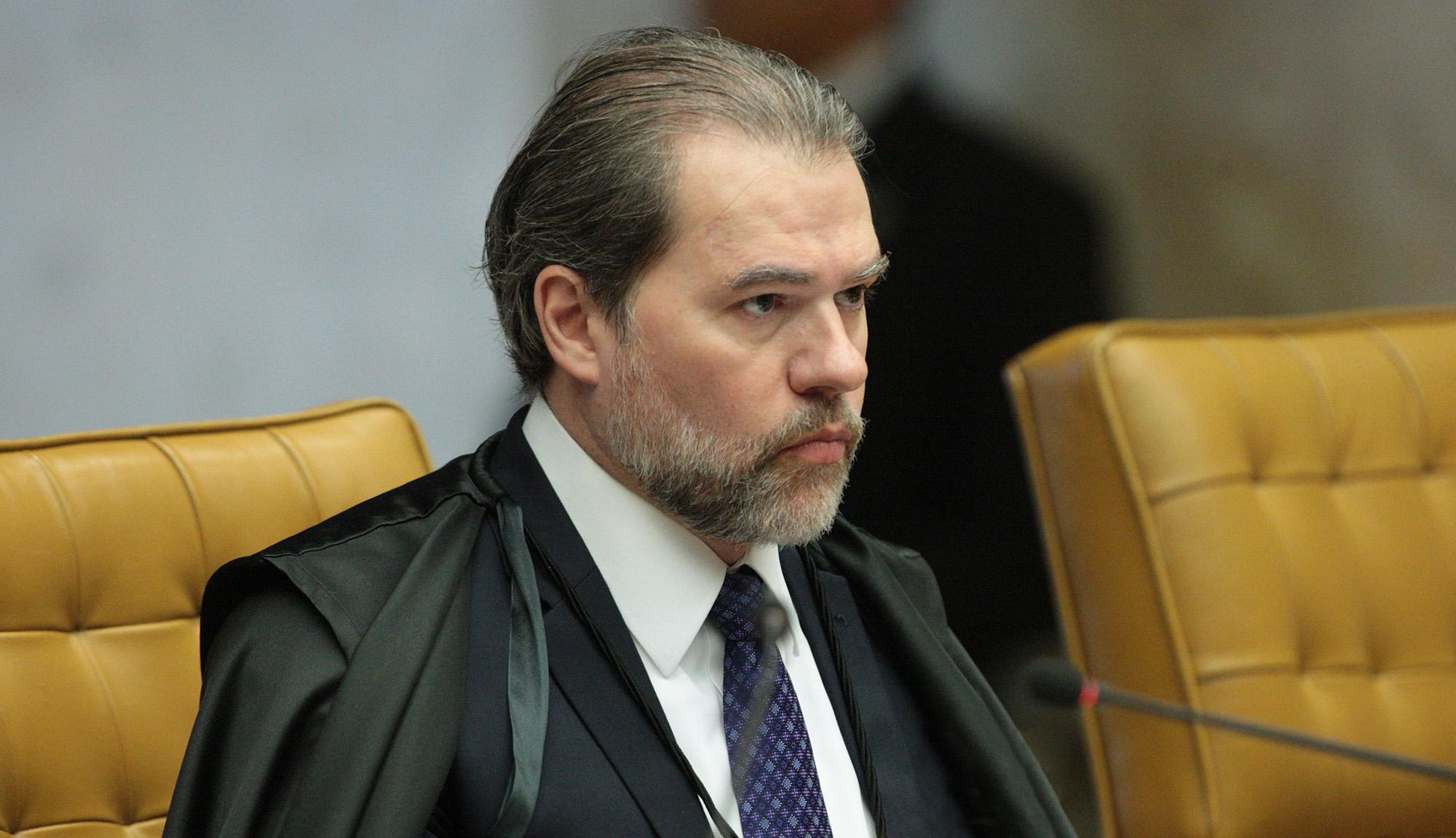Ministro Dias Toffoli recebe CSB em audiência sobre a MP 873