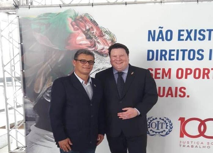 OIT comemora 100 anos com evento em Salvador