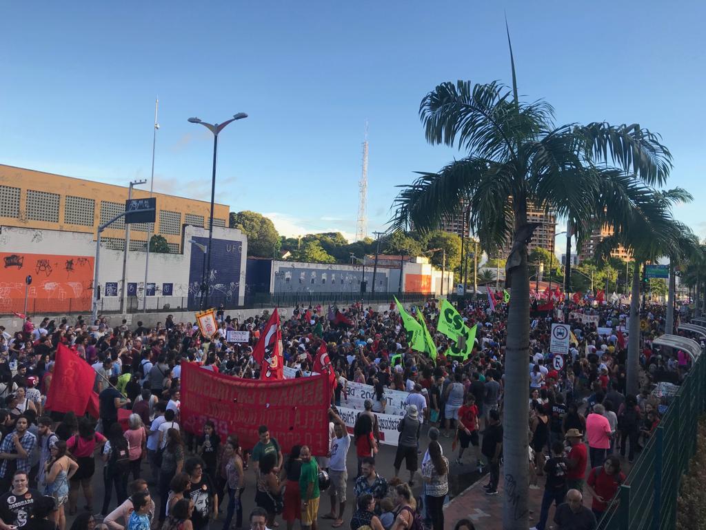30M – Manifestação pela educação