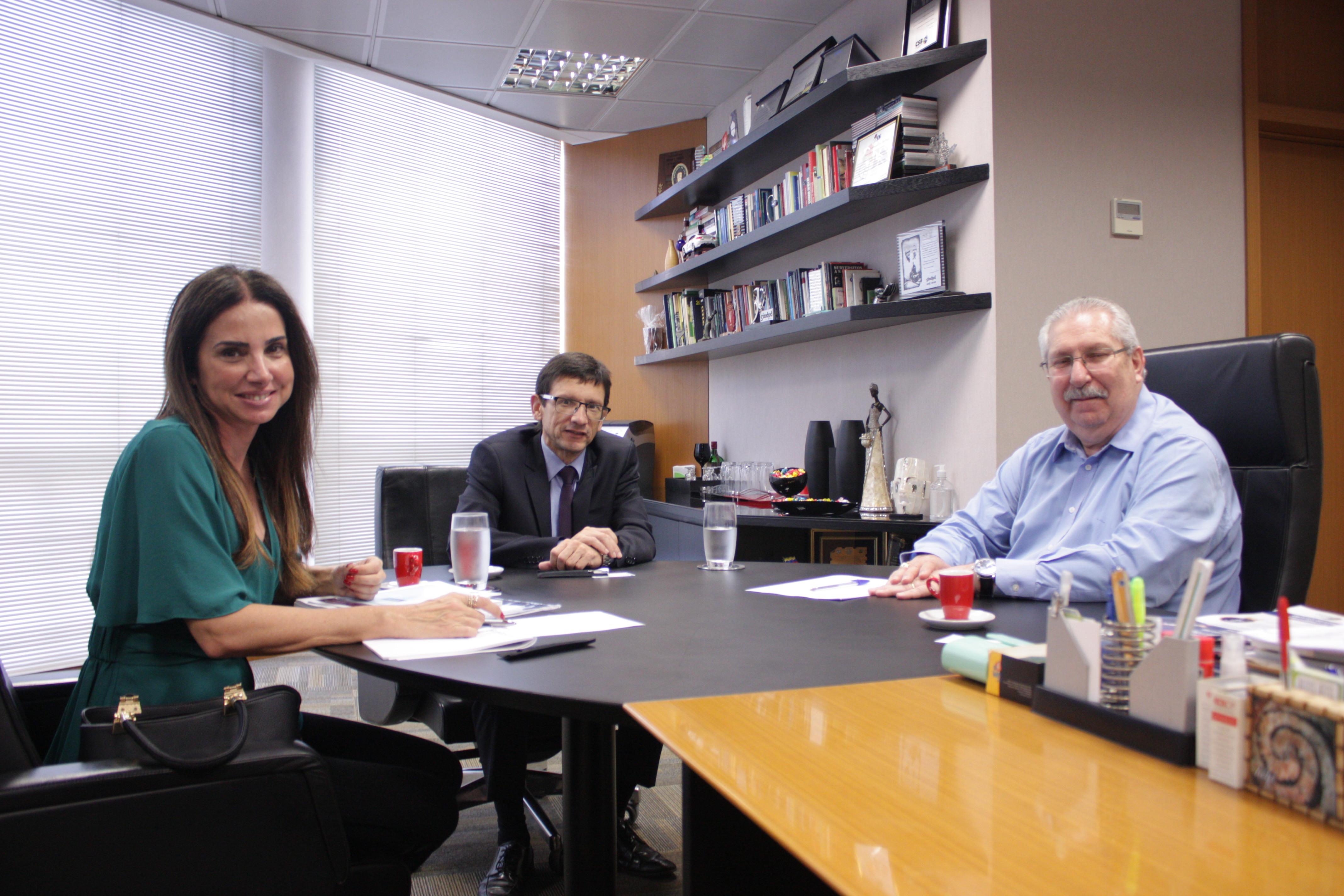 TCU faz convite para Antonio Neto continuar na composição do Conselho da instituição