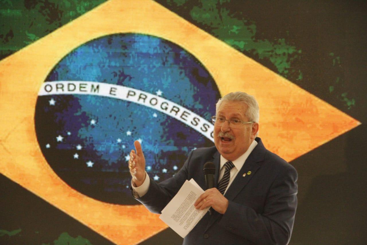 Antonio Neto participa do Observatório da Democracia em Brasília
