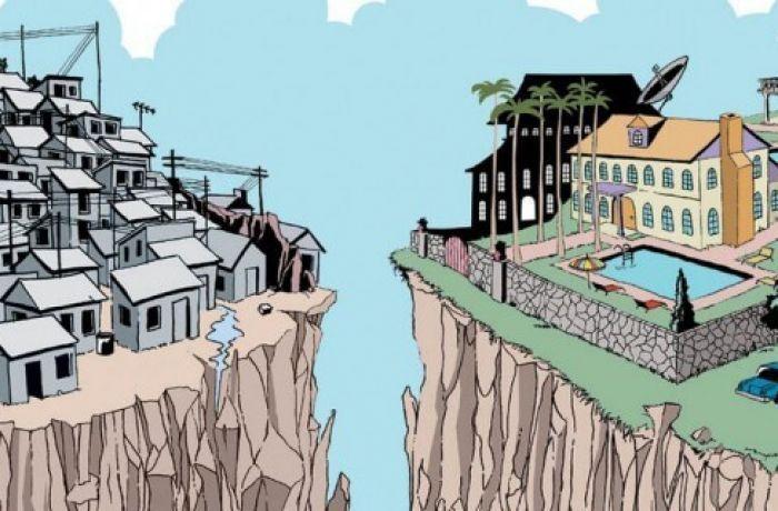 Neoliberalismo econômico no Brasil aumenta desigualdade social