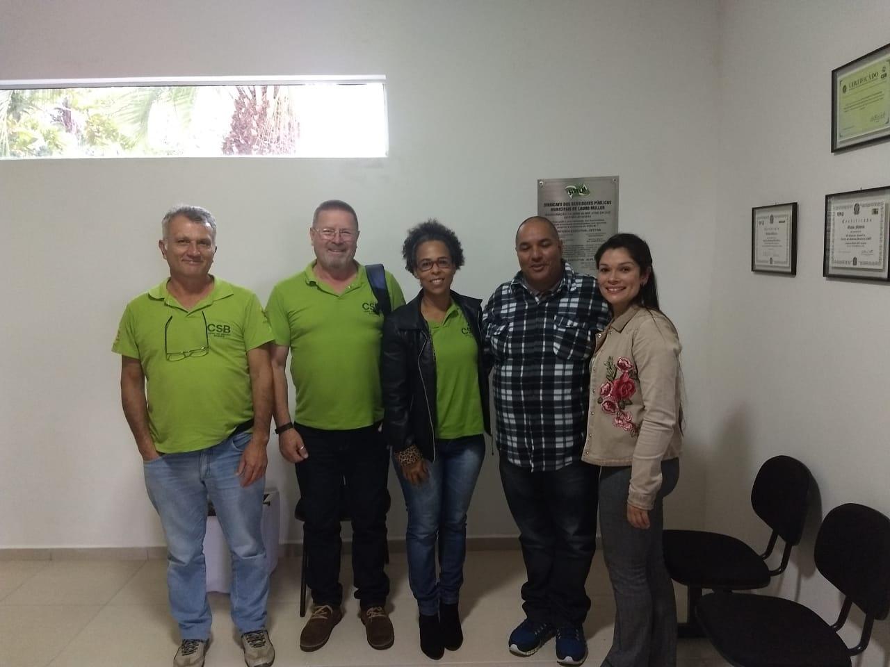Nova chapa é eleita para comandar o sindicato dos servidores públicos em Lauro Muller, Santa Catarina