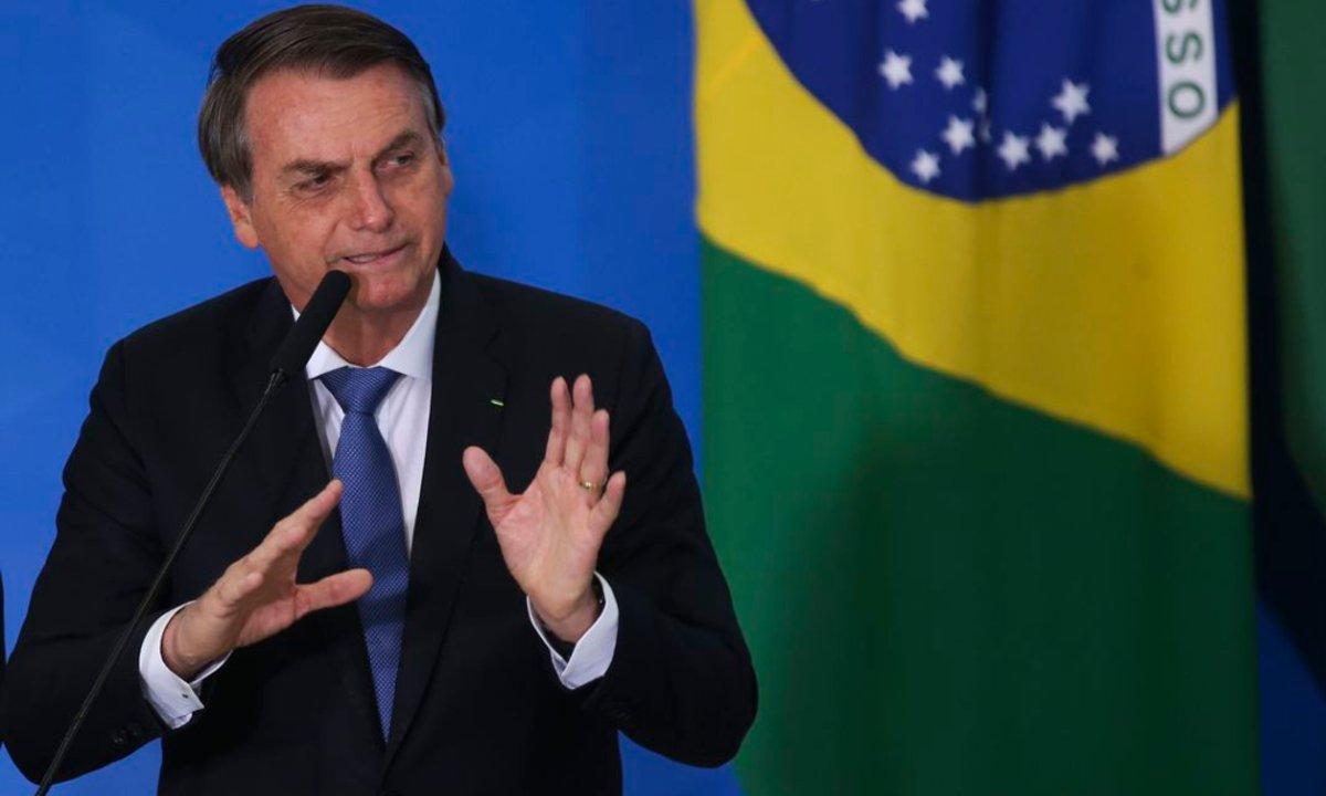 CNI-Ibope: 55% dos brasileiros não confiam em Bolsonaro