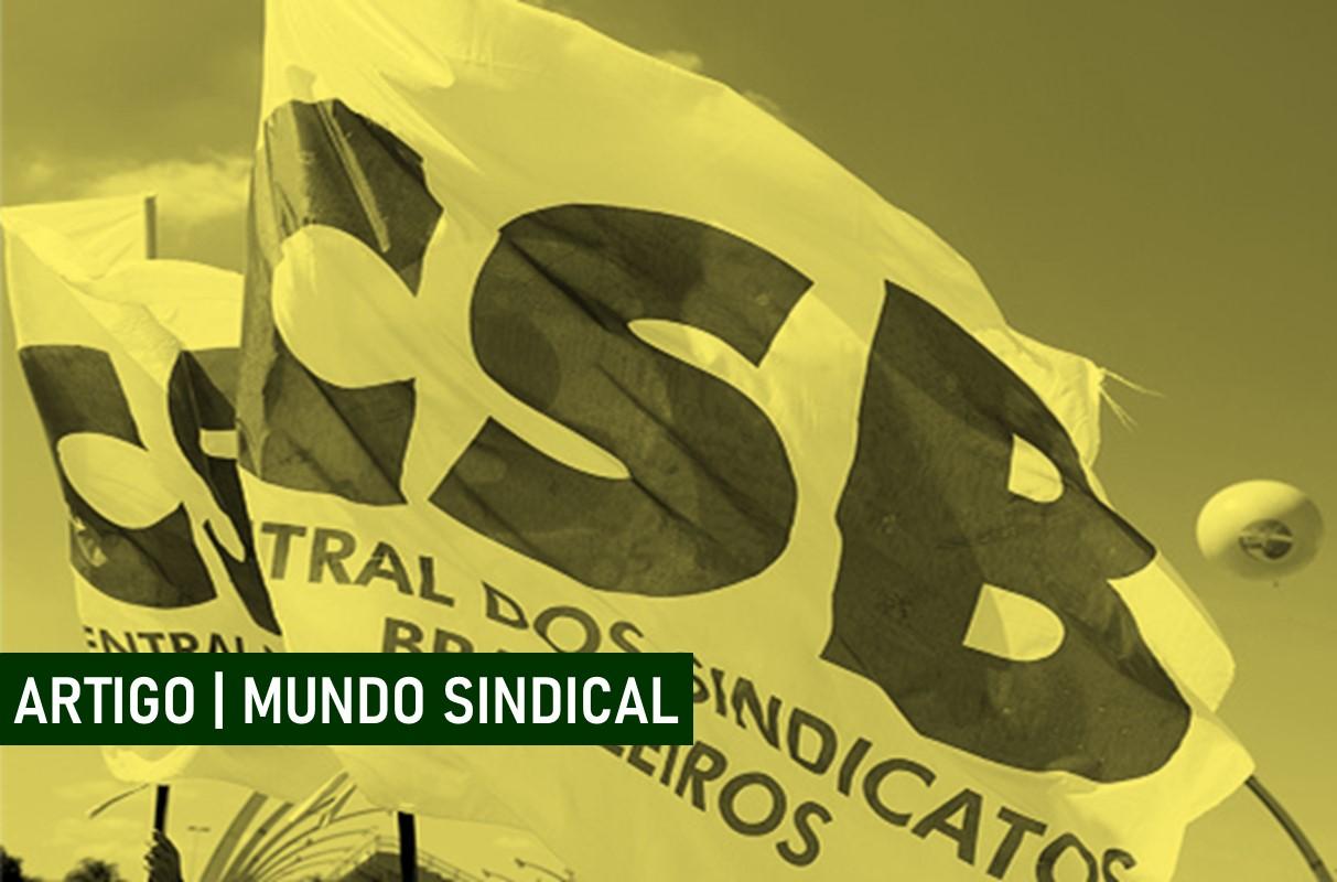 Em artigo na revista Mundo Sindical, CSB reafirma defesa da unicidade sindical