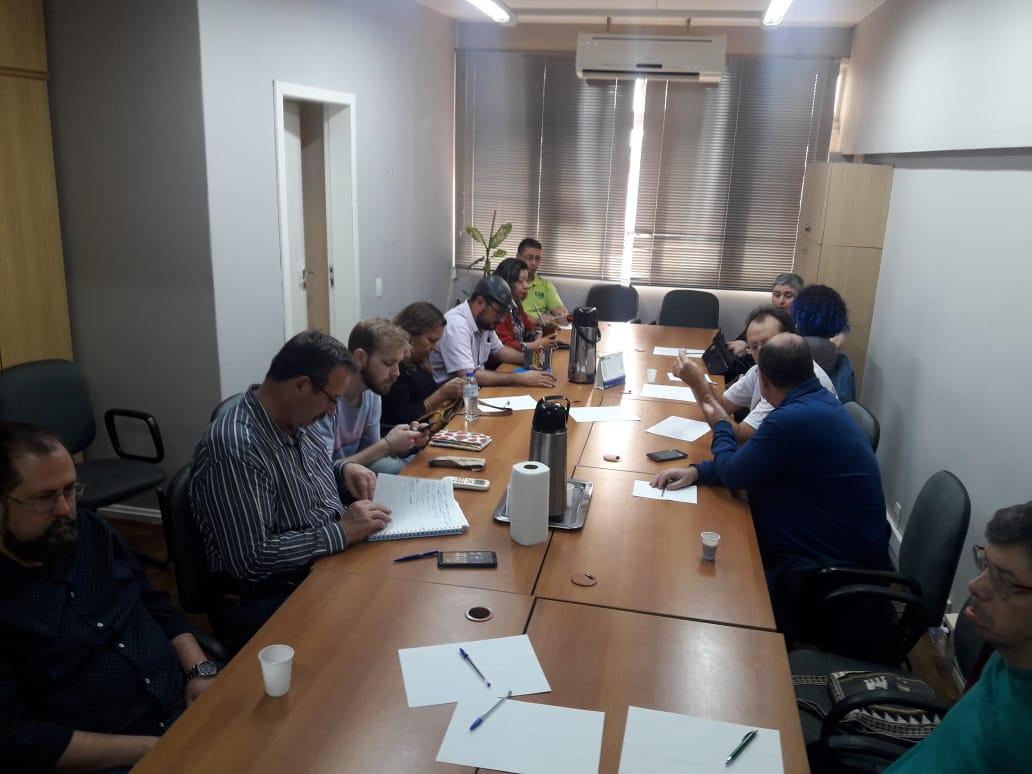 CSB-RS participa de Fórum de Centrais Sindicais Gaúcha