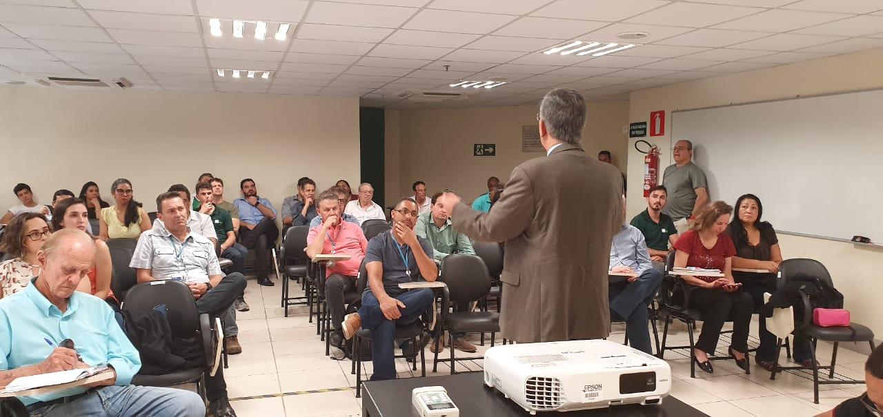 Em Minas Gerais, a Central dos Sindicatos Brasileiros sai em defesa da segurança do trabalhador